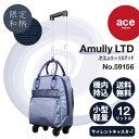 【限定和柄】キャリーケース 超小型・軽量 ace. アミュリー  ポイ...