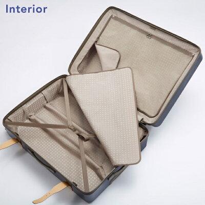 プロテカ「GENIO CENTURY Z」おすすめのスーツケース4