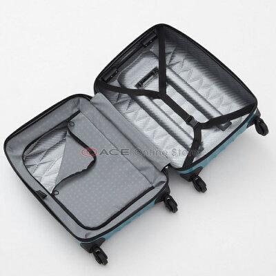 プロテカ「Aeroflex Light」おすすめのスーツケース3