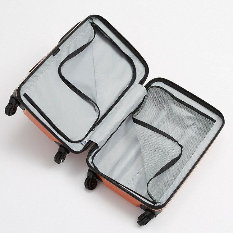 スーツケース 機内持ち込み フロントオープン プロテカ/PROTECA ポケットライナー 35リットル 15インチPC収納 キャリーバッグ キャリーケース 01831