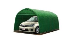 〈南栄工業)パイプ車庫(678M)(MG・FR)普通小型車用(埋め込み式)【送料無料】雨、風、ホコリから愛車を守ります。洗車回数が劇的に減ります。
