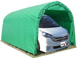〈南栄工業)パイプ車庫(W678M)(MG・SOR)普通小型車用(埋め込み式)【送料無料】雨、風、ホコリから愛車を守ります。洗車回数が劇的に減ります。