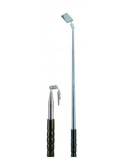 宣真工業 OKミラー 12-O 全長1.1m 検針 点検ミラー