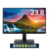 【スピーカーも内蔵のIPSスタンダードモニター!】Acer エイサー パソコン(PC)モニター IPS 液晶モニター ディスプレイ ET241Ybmi 23.8インチ 非光沢 フルHD(1920x1080) HDMI 壁掛け対応 ブルーライトフィルター PCディスプレイ パソコンモニター 新品