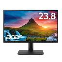 パソコン(PC)モニター IPSパネル搭載 液晶モニター ディスプレイ Acer エイサー ET241Ybmi (23.8インチ/IPS/非光沢/1920x1080/HDMI1.4x1.ミニD-Sub 15ピン/ブルーライトフィルター)PCモニター PCディスプレイ パソコンモニター