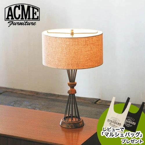 アクメファニチャー ACME Furniture BETHEL TABLE LAMP ベゼル テーブルランプ 直径35cm【送料無料】