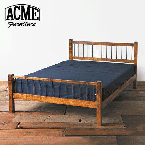 アクメファニチャー ACME Furniture GRANDVIEW BED DOUBLE グランドビュー ベッドフレーム ダブル 143×207cm【送料無料】