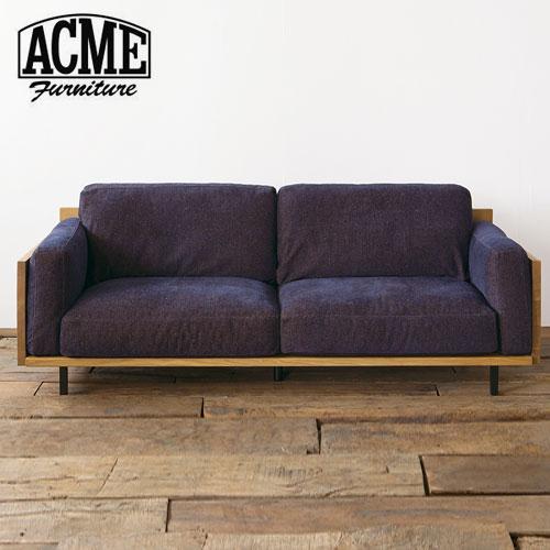 アクメファニチャー ACME Furniture CORONADO SOFA 3P 211cm カノアBK ソファ 三人掛【送料無料】