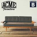 アクメファニチャー ACME Furniture CARDIFF SOFA 3P Bランク カーディフ ソファ ソファー 3人掛け【送料無料】【ポイント10倍】