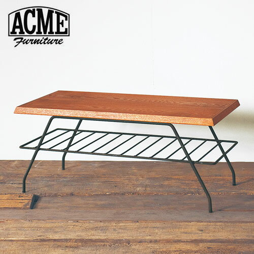 ACME Furniture アクメファニチャー BELLS FACTORY COFFEE TABLE S ベルズファクトリー コーヒーテーブル スモール 幅90cm B00A31R2EI【ポイント10倍】:ACME Furniture
