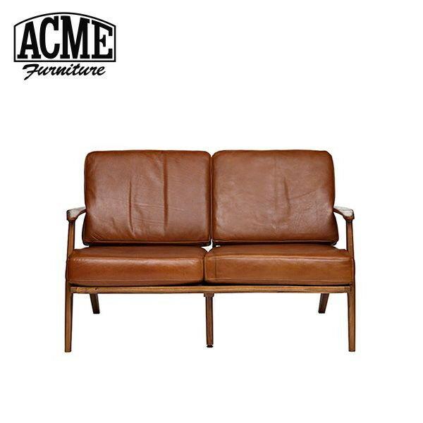 ACME Furniture アクメファニチャー DELMAR SOFA 2P デルマー ソファ 2人掛け 幅138cm【3個口】 B00JN59LM6【ポイント10倍】:ACME Furniture