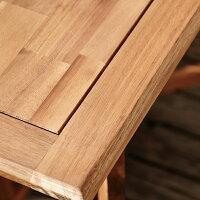 【特別クーポン配布中】大感謝祭木製ダイニングテーブルテーブルクリコダイニング5点セットテーブル:W90×D90×H72チェア:W42×D49.5×H77×SH45