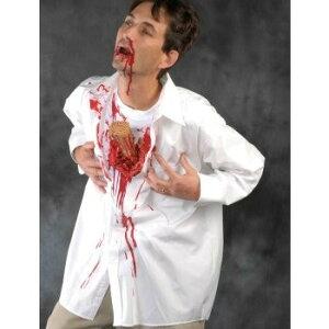 【通常便なら送料無料】お化け 肝試し 心霊スポット ドラクシャツ 大人用ハロウィンコスプレ衣装
