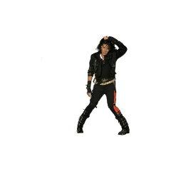 【通常便なら送料無料】マイケル・ジャクソン Bad コスチューム 大人用 Michael Jackson (B...