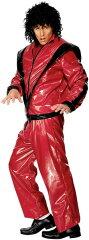 【通常便なら送料無料】マイケル・ジャクソン スリラー デラックス 大人用 コスチューム / Mich...