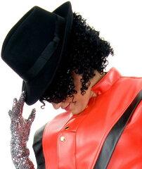 【通常便なら送料無料】マイケル・ジャクソン 大人女性用 帽子 / Michael Jackson Fedora Women...