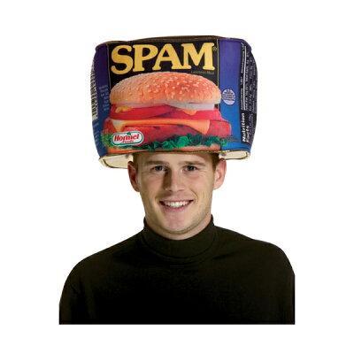 【通常便なら送料無料】スパム帽子スパム帽子 smtg0401 【送料無料_spsp1435】
