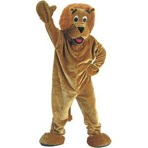 ハロウィン ライオンの着ぐるみ きぐるみ キャラクター きぐるみ エコノミー マスコット 大人用コスチューム パジャマ