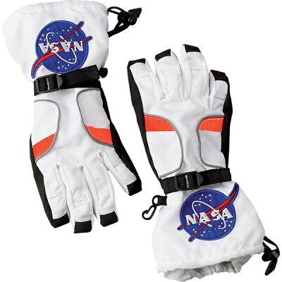 【通常便なら送料無料】NASA Jr.宇宙飛行士 子供用グローブ【RCPapr28】