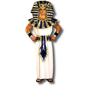 衣装 エジプトのツタンカーメン 大人用ハロウィンコスチューム 歴史 十字 ナイトミュージアム
