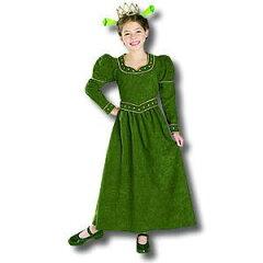 【通常便なら送料無料】「シュレック2」公式:プリンセス・フィオナ 衣装 シュレック セール バ...