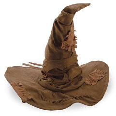 ハロウィン グッズ アクセサリー ハリー・ポッター公式 組分け帽子 大人用ハロウィングッズハロウィン ハロウィン グッズ