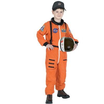 【通常便なら送料無料】ハロウィン 子供 宇宙飛行士 NASA 衣装 コスチューム コスプレ【RCPapr28】