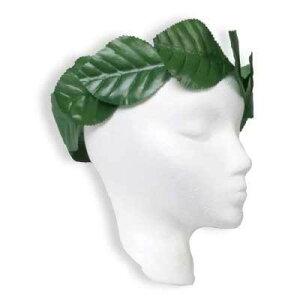 【通常便なら送料無料】ローマ人風緑の輪 ハロウィンコスプレグッズ