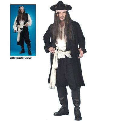 【通常便なら送料無料】カリブの海賊 コスチューム パイレーツ・オブ・カリビアン 生命の泉 ジ...