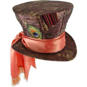 不思議の国のアリス帽子屋マッドハッターの帽子大人用32727