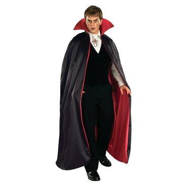 コスプレ ハロウィン 吸血鬼 ドラキュラ バンパイア 仮装 衣装 リバーシブルデラックスマント 吸血鬼 ドラキュラ