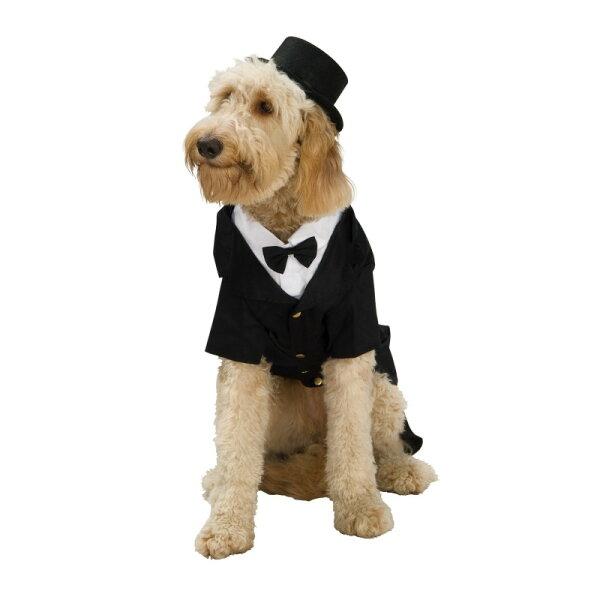 1efe5dd0cd3ee ハロウィン プレゼント ハロウィーン なりきり 犬服 オシャレなタキシード ハロウィン コスプレ 衣装