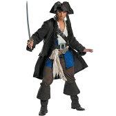 パイレーツ・オブ・カリビアン 衣装 ジャックスパロウ コスプレ コスチューム パイレーツオブカリビアン 仮装 海賊 ハロウィン 生命の泉 大人 男性 あす楽