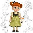 アナと雪の女王 グッズ 人形 フィギュア アナ Animators Collection Frozen アニメーター コレクション ディズニー プリンセス