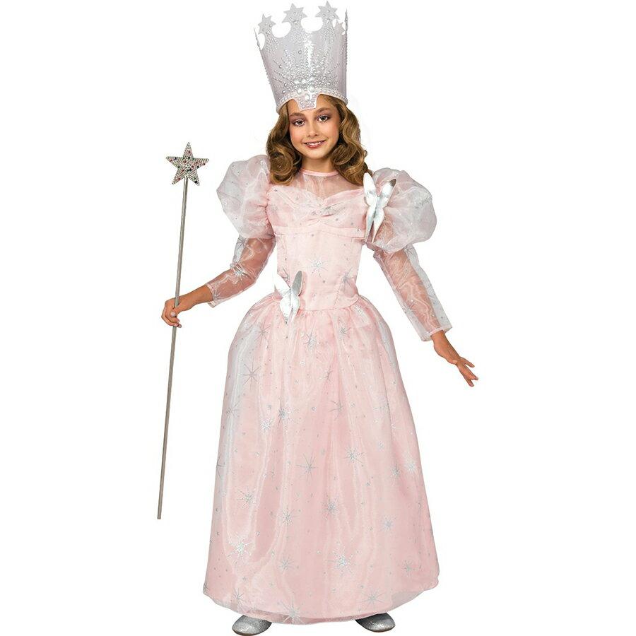 オズの魔法使い 仮装 子供 コスチューム 人気 衣装 キッズ 映画 公式 グリンダ コスチューム画像