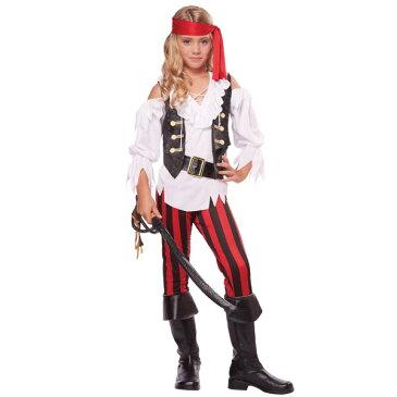 海賊 パイレーツ ハロウィン コスプレ 衣装 女の子 おしゃれなパイレーツ 子供用 コスチューム