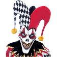 ハロウィン ピエロ マスク 大人 ドン ポスト社製 ホラー 恐怖 ピエロ 道化師のマスク