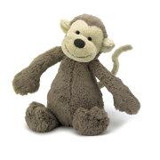 ジェリーキャット バシュフル モンキー ぬいぐるみ おもちゃ 赤ちゃん プレゼント