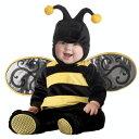 ハロウィン 衣装 コスチューム 小さなミツバチ ベビー用 出産祝い コスチュームハロウィン 衣装・コスチューム