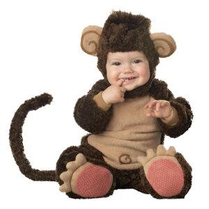 【通常便なら送料無料】小さなおサルさんベビー用出産祝いコスチュームMonkey-SweetBabyCollection