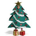【通常便なら送料無料】クリスマスツリーとプレゼント 大人用コスプレ衣装/Christmas Tree W/S...