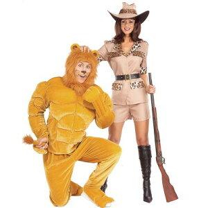 ハロウィン マッスル ライオン 大人用 着ぐるみ きぐるみ キャラクター きぐるみ コスチューム パジャマ 衣装
