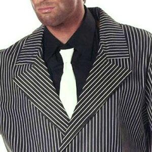 1920年代ギャングスター大人用ハロウィンコスプレ衣装/Gangster'20sAdult