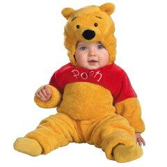 【通常便なら送料無料】ディズニー くまのプーさん プーさん 赤ちゃん用着ぐるみ衣装 タオル ぬ...