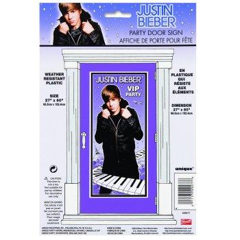 【通常便なら送料無料】ジャスティン,ビーバー,グッズ,ポスター/Justin Bieber Door Poster