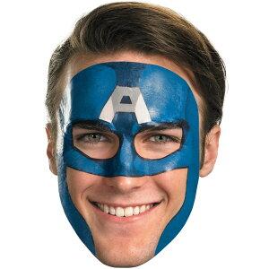 キャプテンアメリカ コスプレ グッズ 小道具 顔面 ペイント フェイスペイントザ・ファースト …