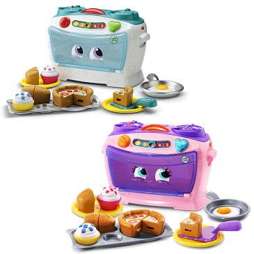 リープフロッグ オーブン 音が鳴る おもちゃ 家電 1歳〜3歳向け 子供 幼児 知育玩具 おままごと キッチン