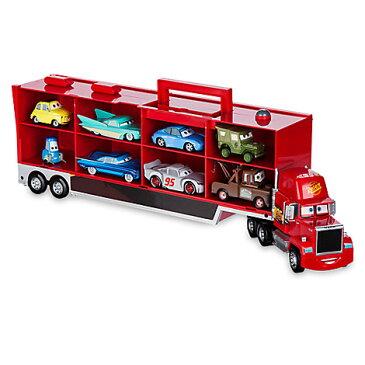 カーズ3 グッズ おもちゃ ダイキャストカー ミニカー マック トレーラー 8体 セット