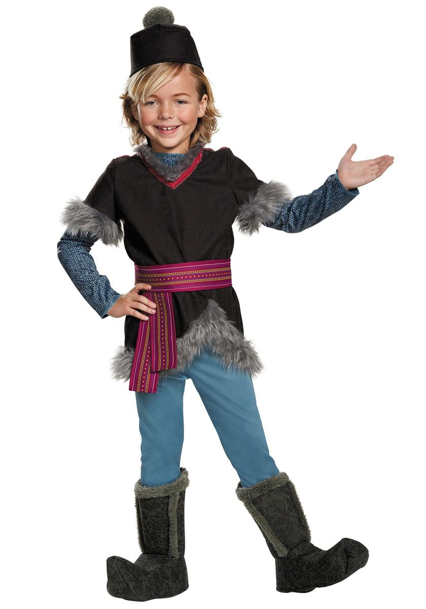 109b393b5a5d9 ディズニー コスチューム 子供 アナと雪の女王 クリストフ 衣装 コスプレ 仮装 キッズ  通常便なら送料無料 Disney公式ライセンス  Disguise正規品