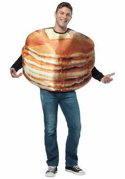 おもしろコスプレ パンケーキ コスチューム 大人 食べ物 コスプレ 仮装 スイーツ デザート
